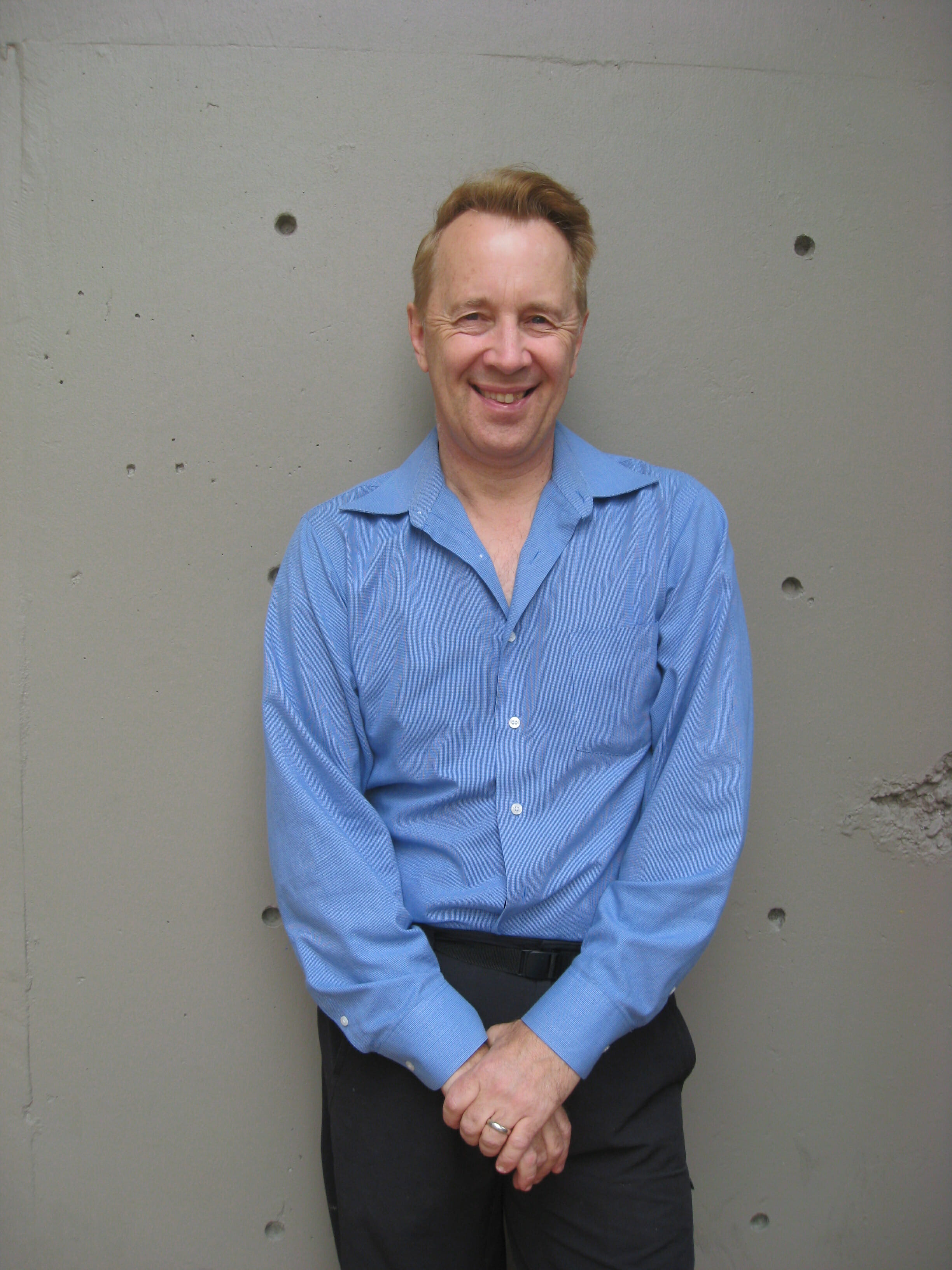 Alan Scofield, Dance Instructor