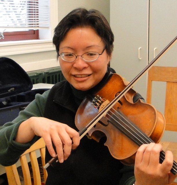Phoebe Dong, Orchestra Teacher