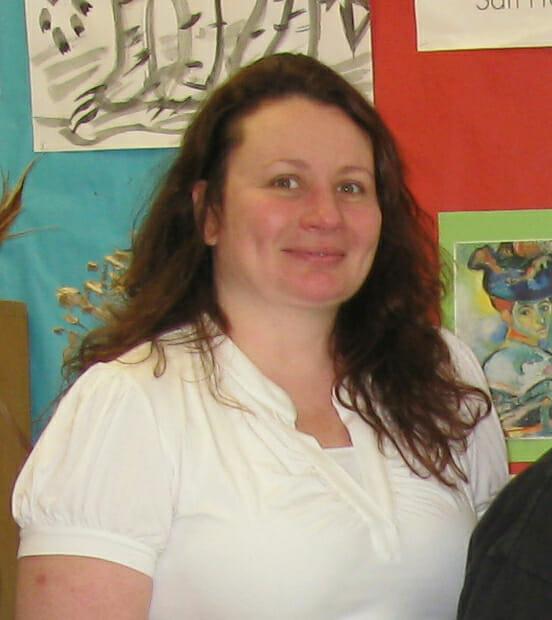 Julie Leonard, Art Teacher