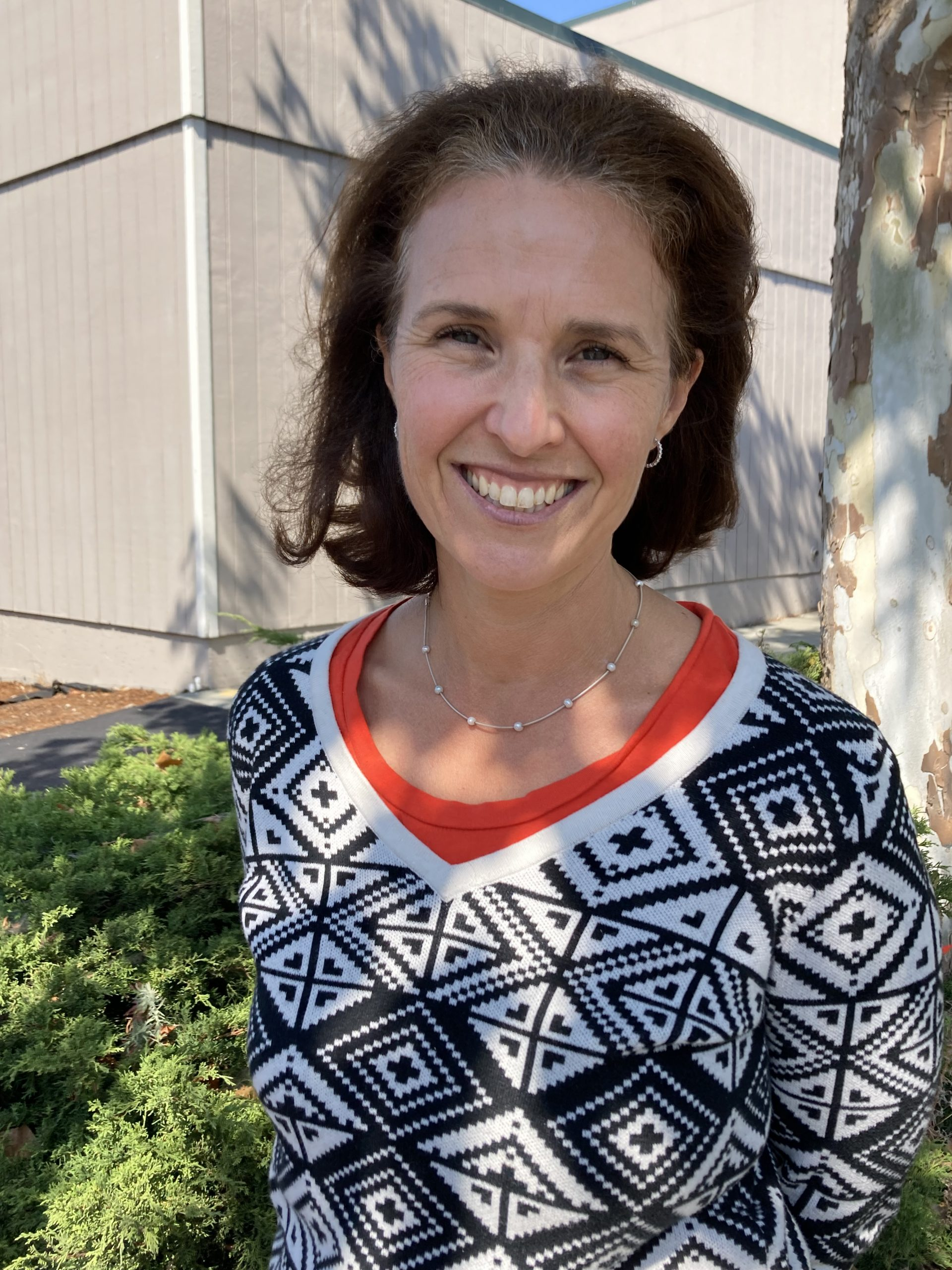 Sheila Campbell, Art Teacher